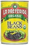 Best Organic Mos - La Preferida Organic Black Beans, 15 oz Review