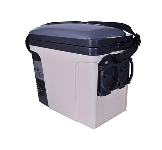 BX Mini Nevera Refrigerador del Coche 6L, Fuente de alimentación ...