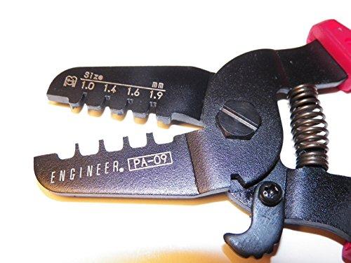 FAST USA SHIPPER Molex Style PA 09 MINI MICRO CRIMPER, AMP, TYCO, JAE, JST, KK XH HAND WIRE CRIMP (Amp Tyco Connectors)