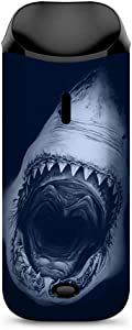 Skin Decal Vinyl Wrap for Vaporesso Nexus AIO Kit | Vape Stickers Skins Cover| Shark Attack