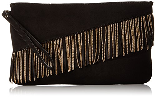 Nine West Collection Clutches Lainey Clutch, Black (Lainey Collection)