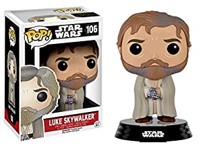 Funko POP Star Wars: Episode 7: The Force Awakens Figure - Luke Skywalker