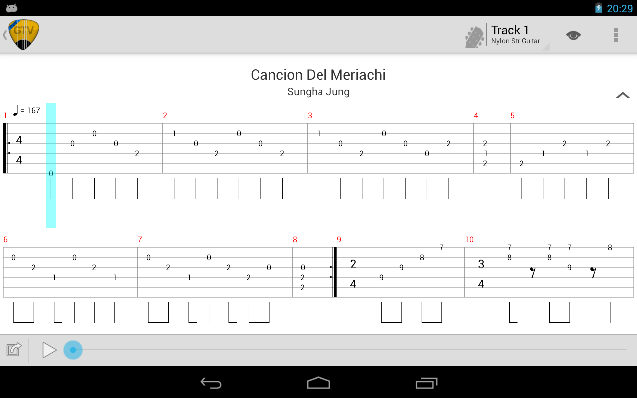Amazon Guitar Tab Viewer Appstore For Android