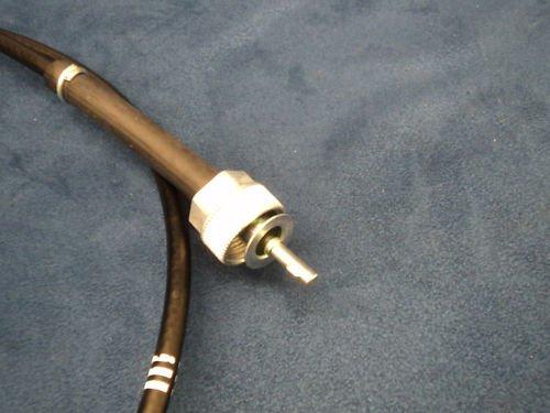 New OEM Mazda Miata MX-5 Speedometer Cable M/T Manual Trans NA01-60-070B