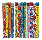 Dr. Seuss #2 Pencils - Box of 72 Assorted Designs