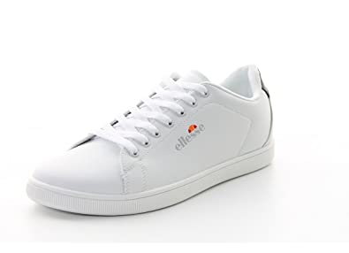 ellesse Chaussures Sportswear Homme Arnold White Black  Amazon.fr ... 0a4918f5f0f1