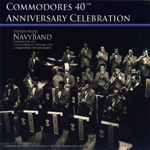 Commodores 40th Anniversary Collection