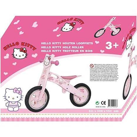 Correpasillos Hello Kitty Bike: Amazon.es: Juguetes y juegos