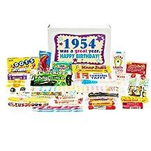 Woodstock Candy 1954 64th Birthday Gift Box