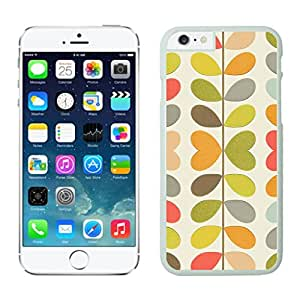 Fashion Custom Designed Cover Case With orla kiely (3) For iphone 6 plus White 5.5 TPU inch Phone Case 335