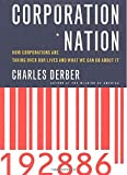 Corporation Nation, Charles Derber, 0312192886