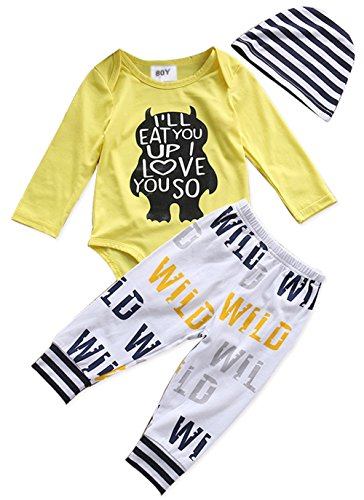 3pcs-newborn-baby-boys-clothes-letter-print-romper-casual-pants-hat-outfits-set-0-6-months-yellow