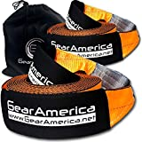 "Search : (2PK) Recovery Tow Strap 4"" x 30' 