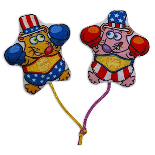 Political Mice Cat Toy