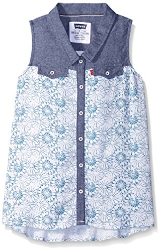 Levis Girls Soak Sleeveless Woven