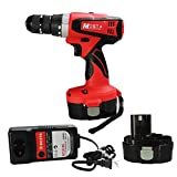Mosta Cordless Impact Drill/Driver 18V Ni-Cd-8018DVD Two Batteries