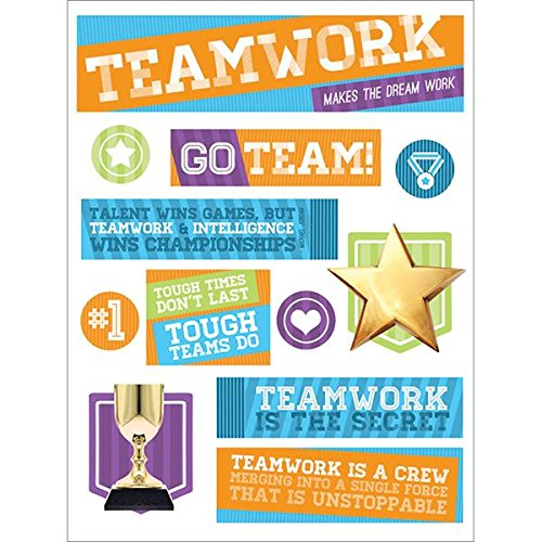 teamwork stickers for kids