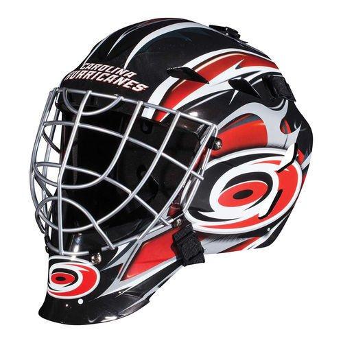 fan products of Carolina Hurricanes NHL Full Size Youth Goalie Hockey Mask