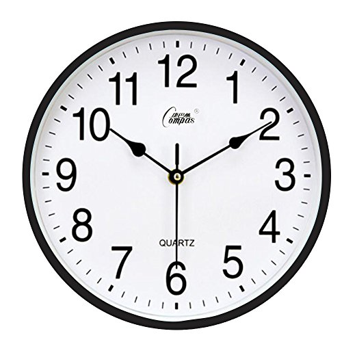 Kaimao-10-Stylish-Non-Ticking-Quartz-Silent-Sweep-Wall-Clock-for-Bedroom-Living-Room-Kitchen-and-Office