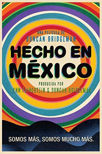 HECHO EN MEXICO (SOMOS MAS,SOMOS MUCHO MAS) LUPE ESPARZA,LILA DOWNS,CHABELA VARGAS,EL VENADO AZUL Y MUCHOS MAS... [NTSC/Region 1 and 4 dvd. Import - Latin America].