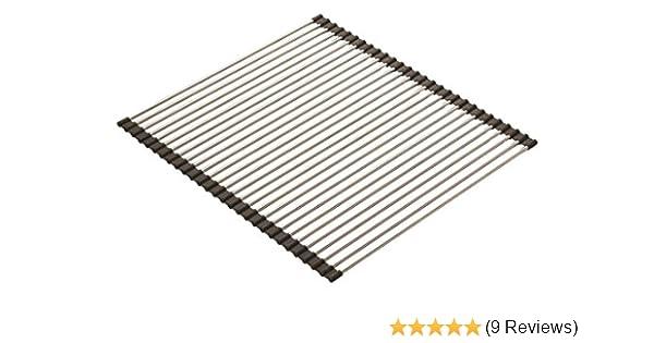 Amazon.com: Franke UV-36RM Universal Kitchen Roller Mat, Stainless Steel: Home Improvement