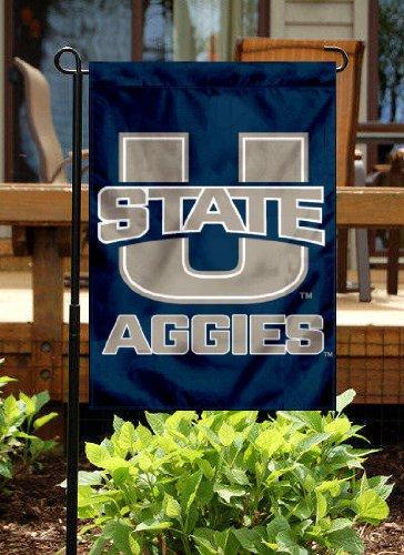 Utah State University Garden Flag and Yard Banner
