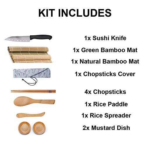 kit sushi complet