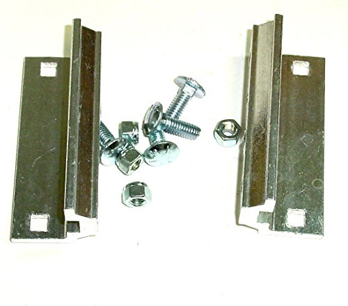 - Hand Truck Extruded Nose Conversion Hardware Kit 2002-306 for Solid Noseplates