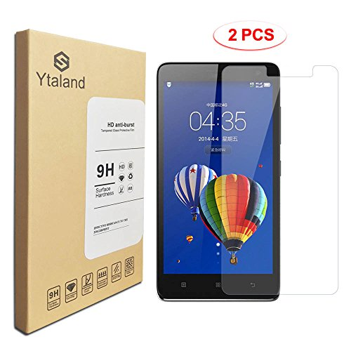 Tempered Glass Screen Protector for Lenovo S856 - 9