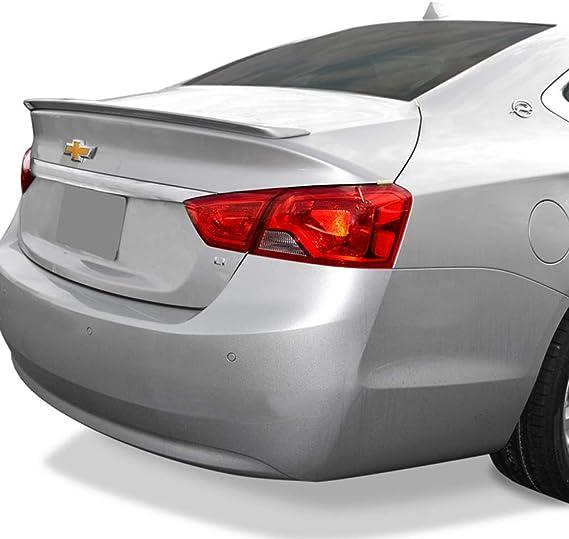 Dawn Enterprises IMP14-FM Factory Style Flush Mount Spoiler Compatible with Chevrolet Impala GBA Black WA8555