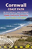 Cornwall Coast Path: (South-West Coast Path Part 2) includes 142 Large-Scale Walking Maps & Guides to 81 Towns and Villages - Planning, Places to ... - Bude to Plymouth (British Walking Guides)