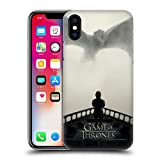 Official HBO Game Of Thrones Vengeance Key Art Hard Back Case for Apple iPhone X