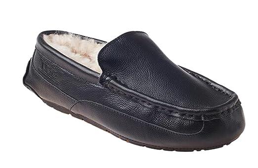 Ozwear UGG Men's Comfort Peas Shoes Loafer Flats