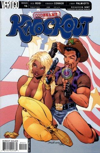 Read Online Codename Knockout (2001) #14 - H.E.A.V.E.N. Sent Alternate Cover (Codename:Knockout) pdf epub