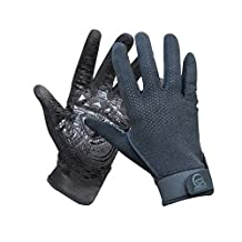 Non-slip Safe Breathable Lightweight Comfortable Durable Cool Gloves Mountain Bike Gloves Fullhand Protector for Road Biking Motor Racing Cycling BMX Bicycle Riding Climbing Outdoor Workout Rock Climbing Gloves with Rope Eyelet Thick