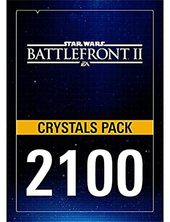 Star Wars Battlefront II - 2100 Kristalle | PC Download - Origin Code