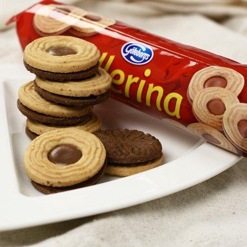 Goteborgs Ballerina Cookies (6.3 ounce) - Swedish Butter Cookies