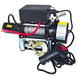 12V Electric Winch 9500lb FindingKing