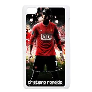Cristiano Ronaldo iPod Touch 4 Case White delicated gift US6946371