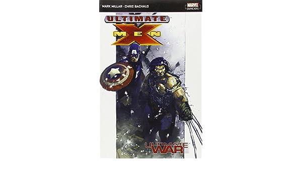 Ultimate X-men Vol.5: Ultimate War: Ultimate X-War #1-4: v ...