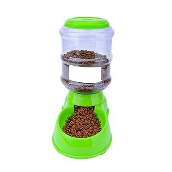 Edhua 3.5 L Alimentador de Mascotas/Dispensador de Agua,Dispensador de Comida para Perros