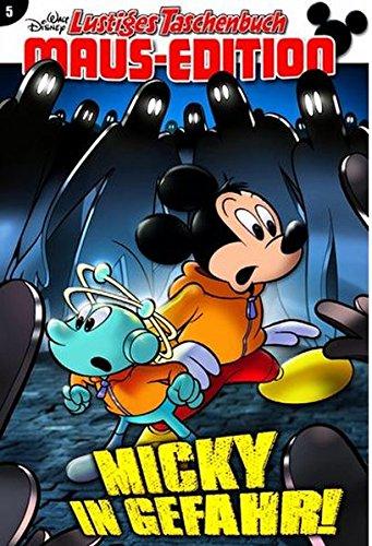 Lustiges Taschenbuch Maus-Edition 05: Micky in Gefahr!