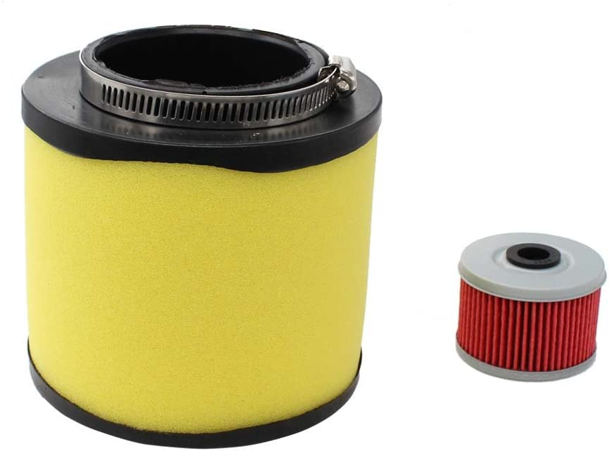 New UNI 2-Stage Air Filter For Honda TRX300FW Foreman 400//450 Rancher 350//400