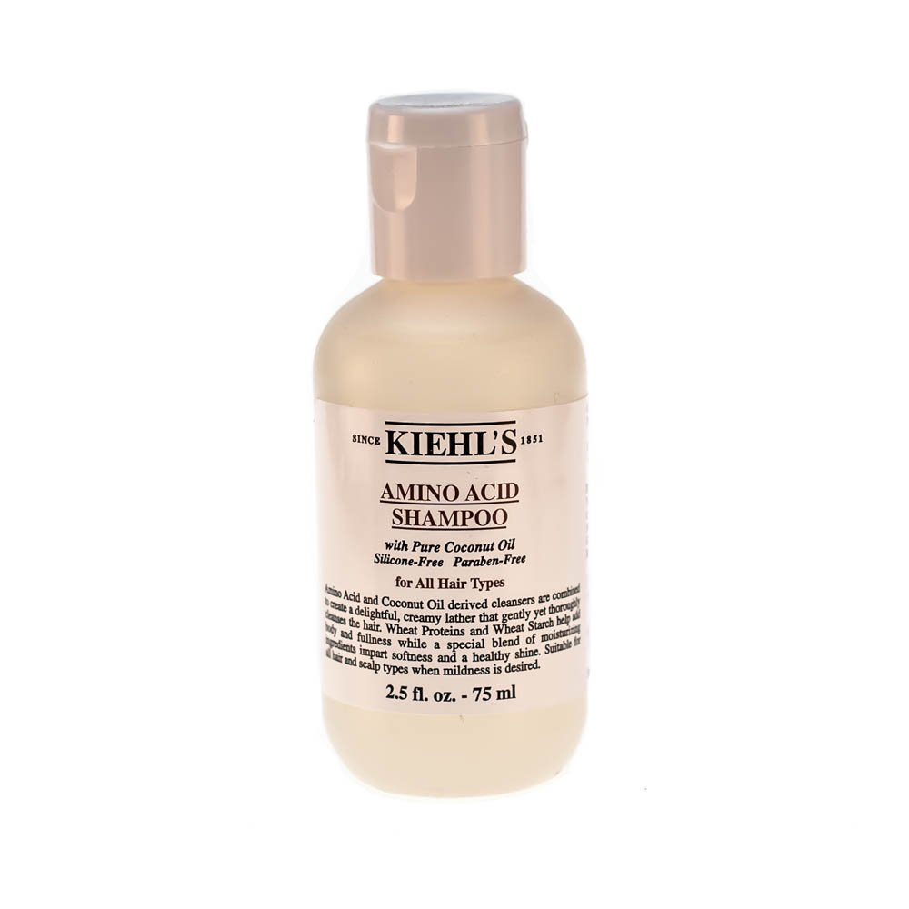 Kiehls Amino Acid Shampoo Travel Size Bottle 25oz Conditioner 75ml Hair Shampoos Beauty