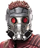 Adults Mens Marvel Guardians Of The Galaxy Starlord Mask Costume Accessory