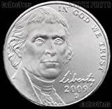 UNCIRCULATED 2009-D Jefferson Nickel -- Scarce -- Smallest Mintage In Half Century!!