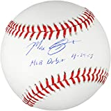 Max Scherzer Washington Nationals Autographed Baseball with MLB Debut 4-29-08 Inscription - Fanatics Authentic Certified