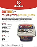 Red Devil 0540 Onetime Patch and Prime Spackling