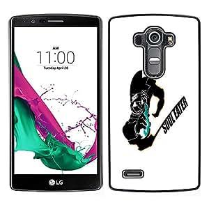 Design for Girls Plastic Cover Case FOR LG G4 Soul Eater OBBA