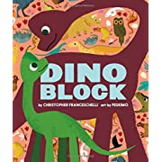 Dinoblock (An Abrams Block Book)